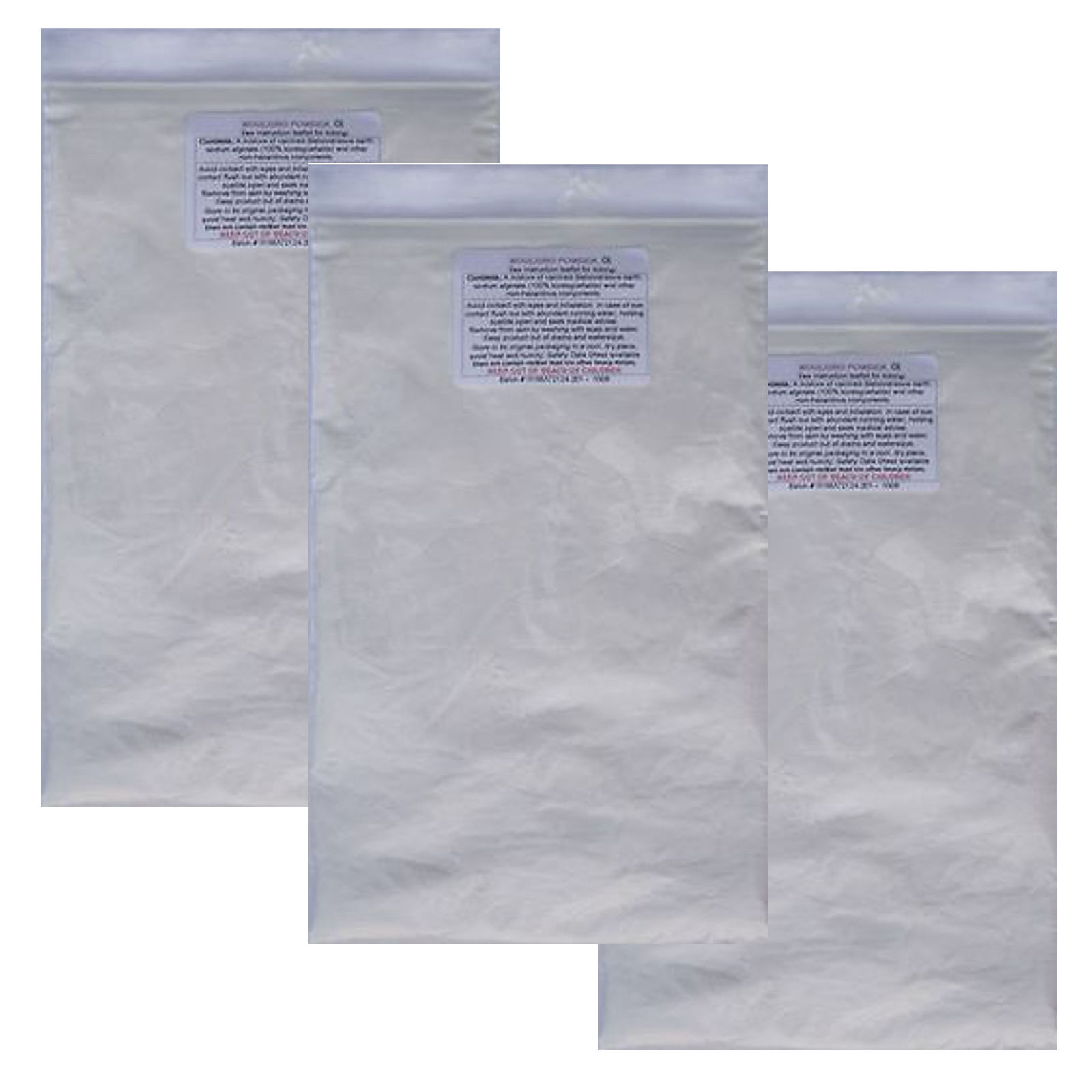 Baby Casting Kit Replacement Rapid Set Alginate Moulding Powder for HAND or  FOOT